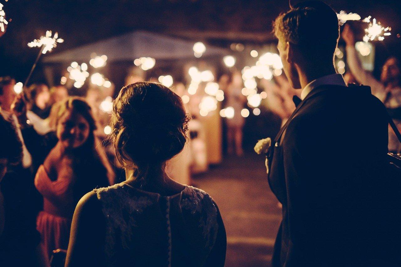 свадьба, гости, ведущий, подарок