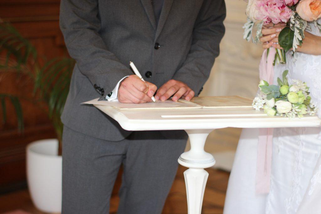 Букет, Руки, Любовь, Молодожены, Праздник, Свадьба, ЗАГС,