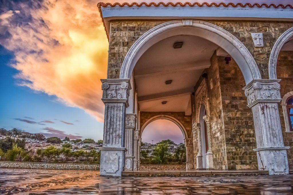 кипр, греческая архитектура, романтика, свадьба на островах