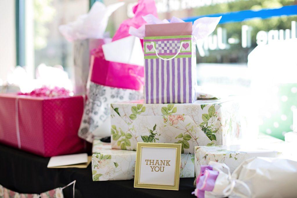 подарки, свадьба, сюрприз