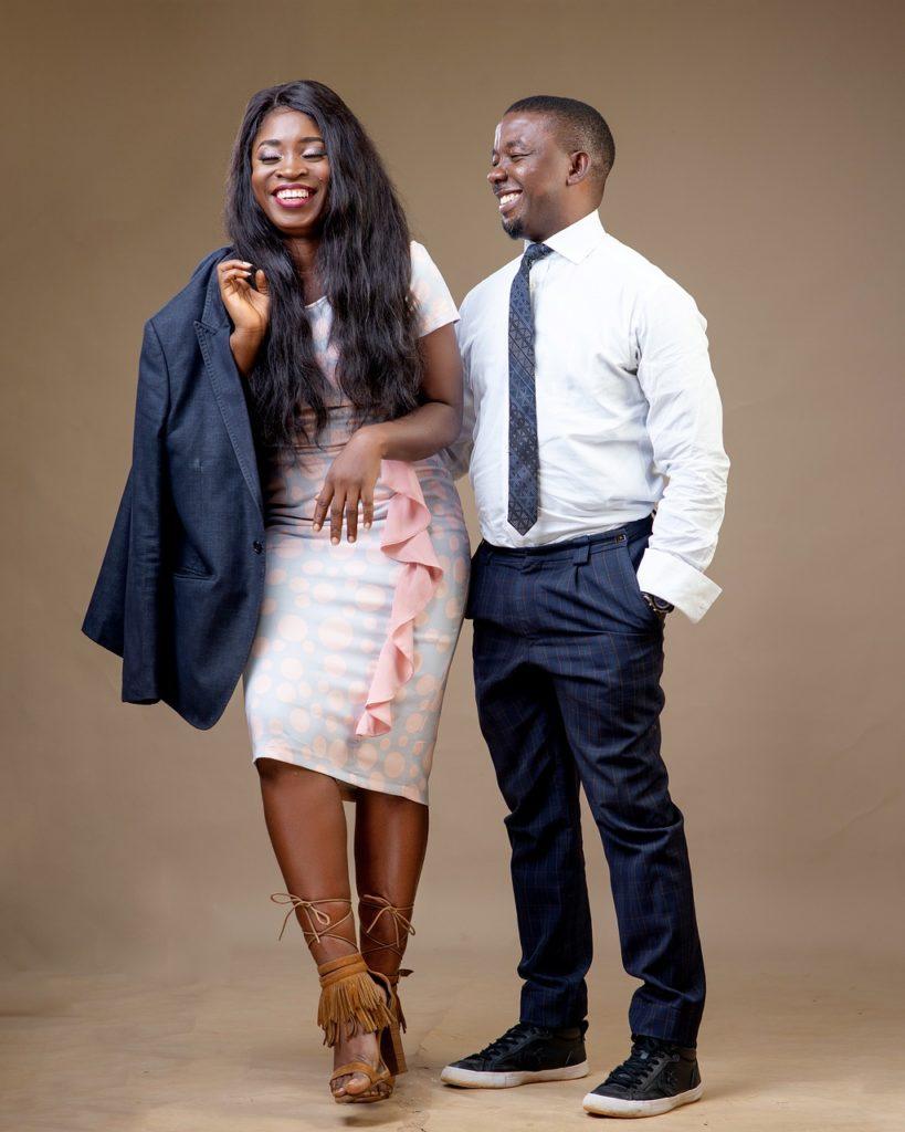 невеста, Нигерия, молодожены, пара, свадебные обычаи