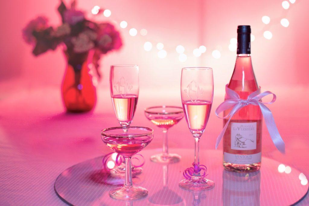 интерьер по фен-шуй, розовый цвет, женская сторона, фен-шуй