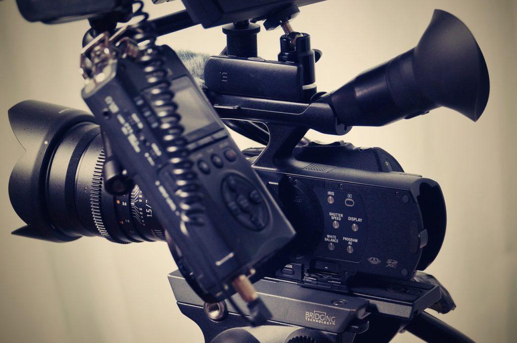 видеокамера, видеооператор, видеосьемка