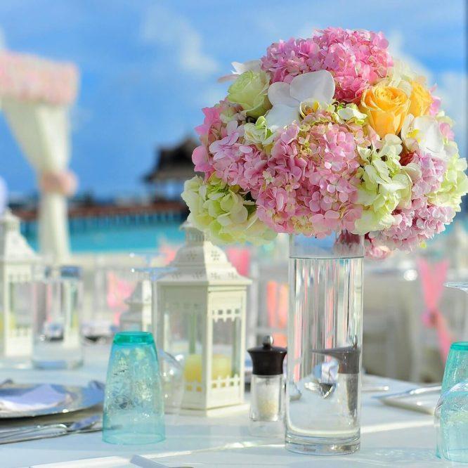 свадебный банкет, украшения, декор, организовать