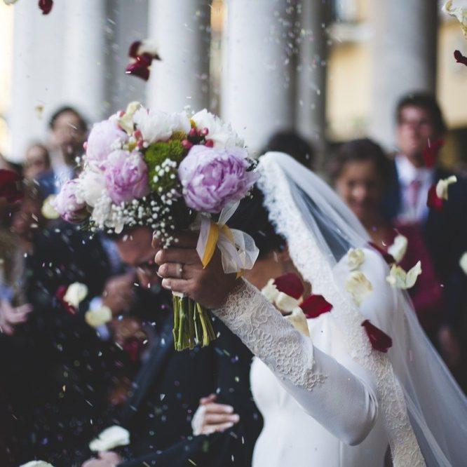 невеста, букет, традиции, свадьба