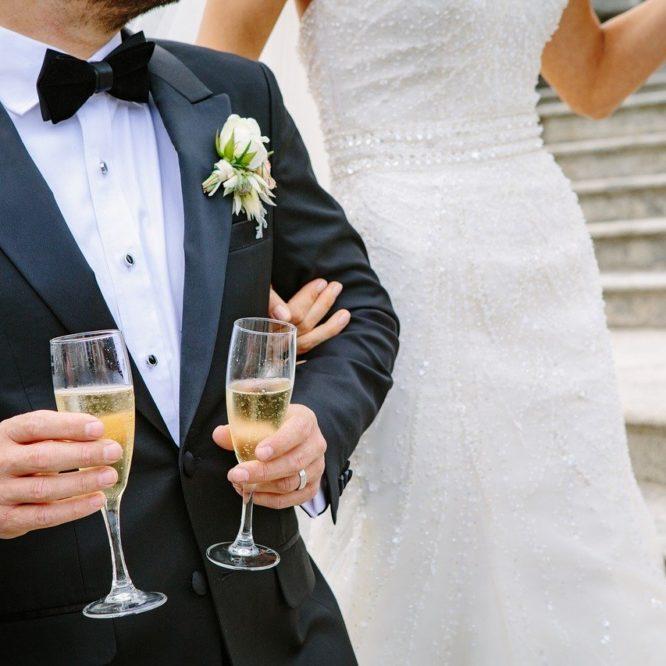 невеста, свадьба, молодожены