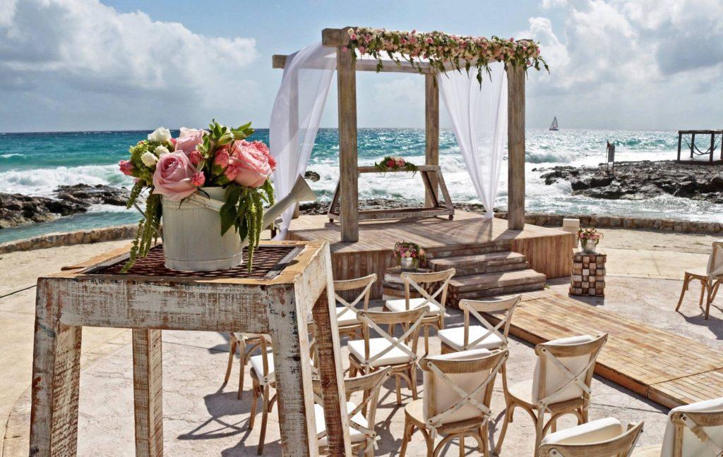 мексика, пляж, свадьба, проведение свадьбы,