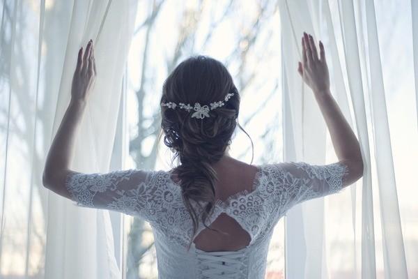 свадебные ошибки, сборы невесты, невеста, платье